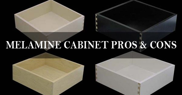 Melamine Kitchen Cabinet Pros Cons Dc Drawers