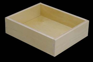 Plywood Dovetail Drawer Boxes