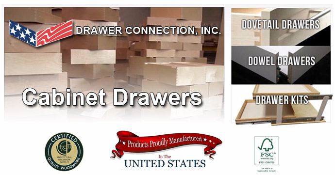 Cabinet Drawers Colorado Drawer Connection