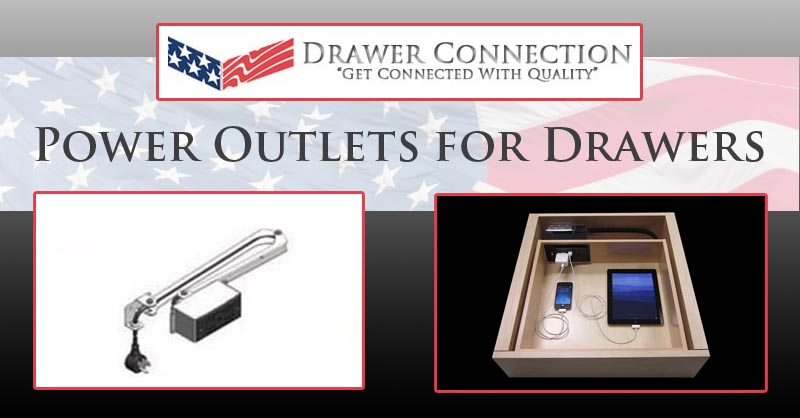 Power Outlets In Drawers For Hair Dryers We Sell Them