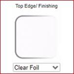 Select Drawer Box Top Edge Finishing