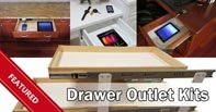 Drawer Outlet Kits